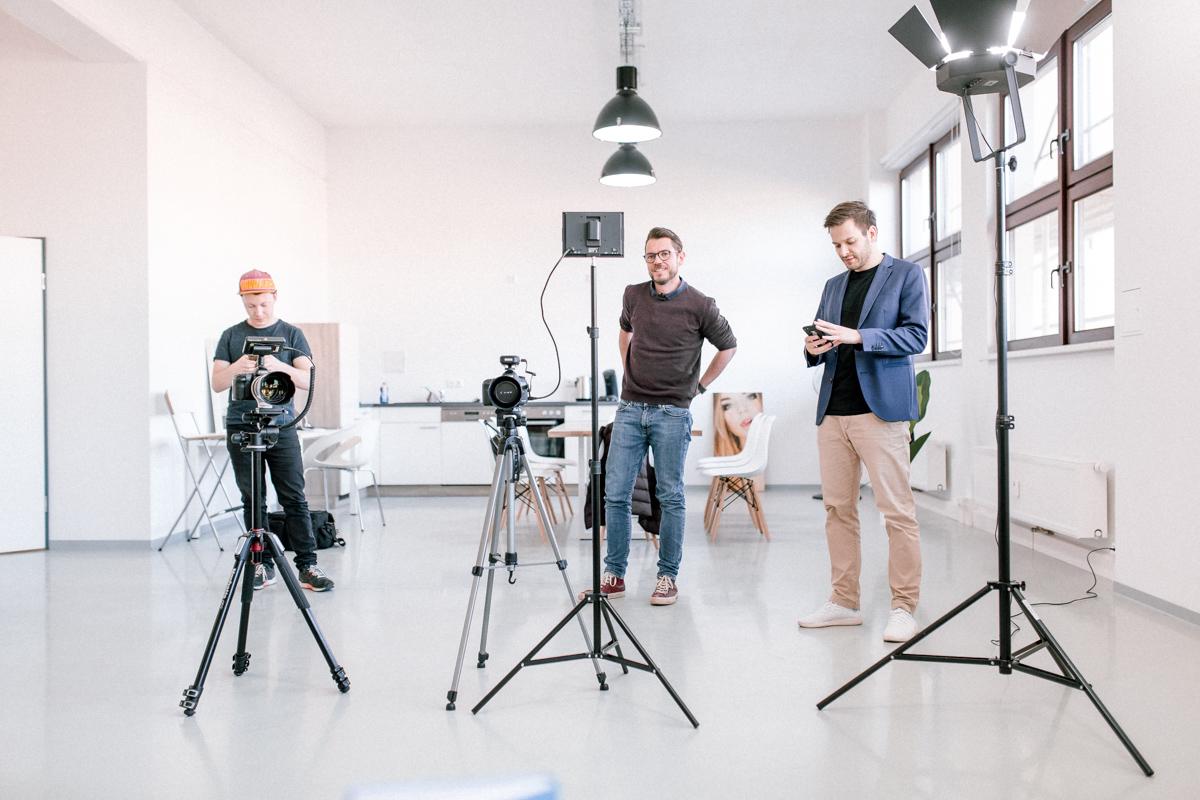 veranstaltungsraum dresden, mietstudio dresden, Fotostudio dresden, 1. Videodreh-1