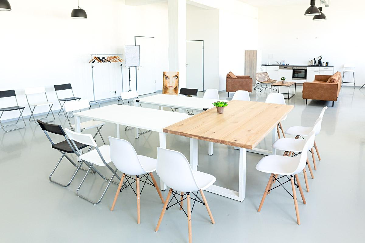 Der Raum für deine nächste Veranstaltung in Dresden.