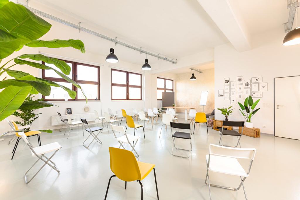Konferenzraum Dresden, Tagungsraum Dresden, seminarraum dresden, Stühle für deinen Seminarraum